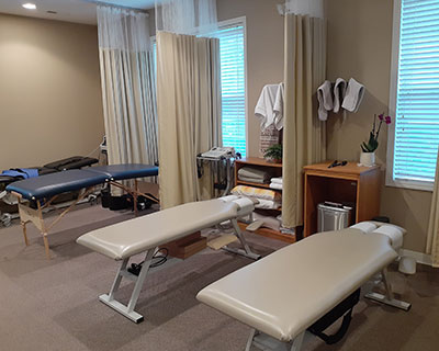 Matrix Dry Needle Physical Therapy LLC's portable table