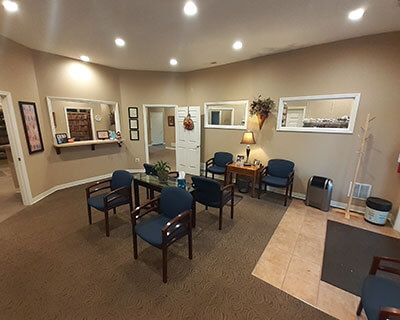 Matrix Dry Needle Physical Therapy LLC's waiting area